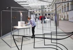 Коллекция арт-объектов и исследования архитекторов